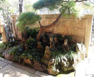 Choanji Ancient Bhudda Statues