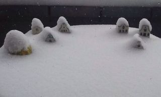 Little Snow Village